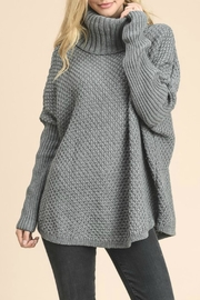 Doe & Rae Chunky Oversized Sweater - Product Mini Image