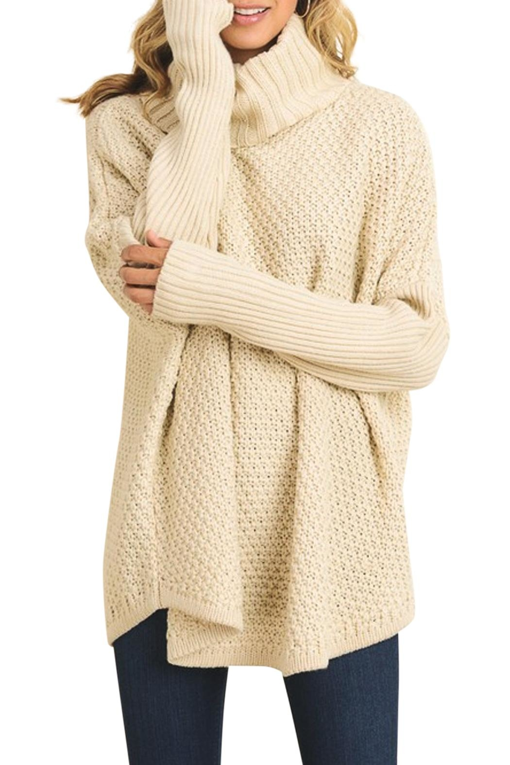 Doe & Rae Chunky Pullover Sweater from North Shore by Addicted ...