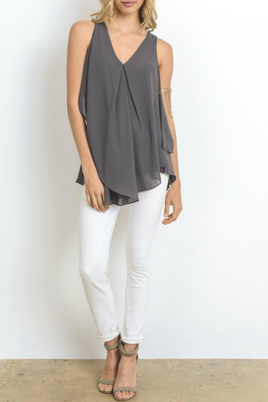Doe & Rae Fierce Top - Front Cropped Image