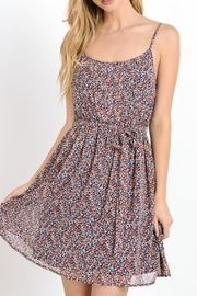 Doe & Rae Floral Dress - Product Mini Image