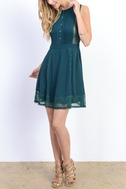 Doe & Rae Forest Beauty Lace - Front full body