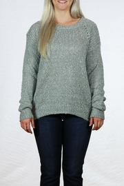 Doe & Rae Long Sleeve Pullover - Product Mini Image