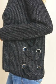 Doe & Rae Midnight Madness Sweater - Side cropped