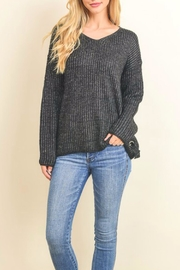 Doe & Rae Midnight Madness Sweater - Front cropped