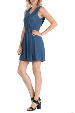 Shoptiques Product: Pleated Collar Dress