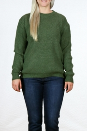 Doe & Rae Side Tie Sweater - Product Mini Image
