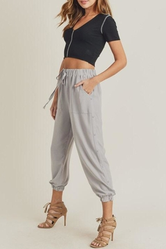 Doe & Rae The Mary-Kate Joggers - Product List Image