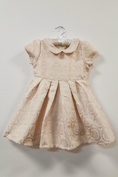 Doe a Dear Brocade Party Dress - Product List Image