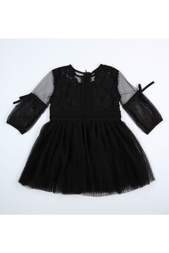 Doe a Dear Pleats & Lace Dress - Product List Image