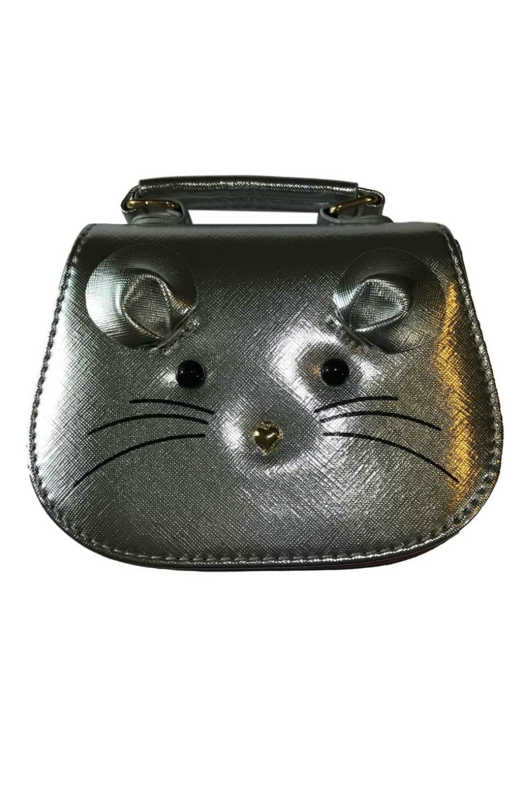 Doe a Dear Shoulder-Strap Mouse Pocketbook - Front Cropped Image