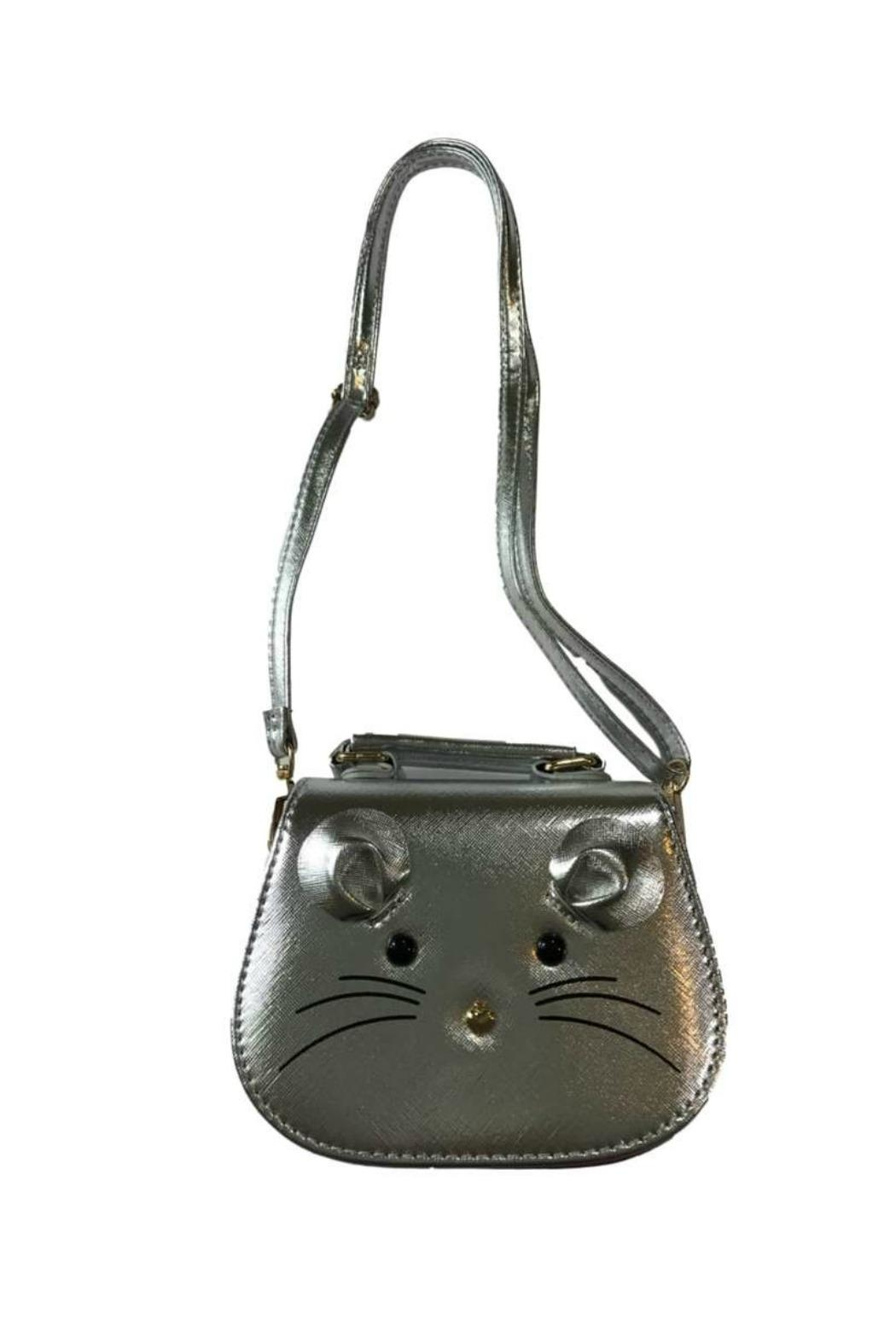 Doe a Dear Shoulder-Strap Mouse Pocketbook - Front Full Image