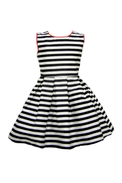 Doe a Dear Timeless Stripes Dress - Alternate List Image