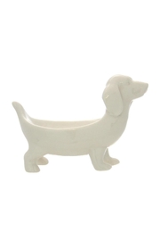 Giftcraft Inc.  Dog Jewelry/soap Holder - Product Mini Image