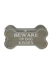 Crestview Collection Dog Kisses - Product Mini Image