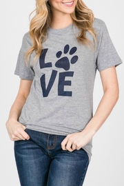 Imagine That Dog Love Top - Product Mini Image