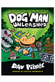 Scholastic Dog Man #2: Dog Man Unleashed - Product Mini Image