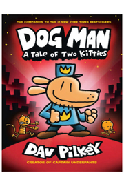 Scholastic Dog Man #3: A Tale Of Two Kittens - Product Mini Image