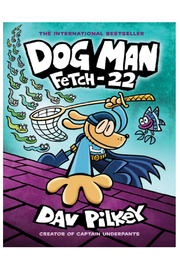 Scholastic Dog Man #8: Fetch-22 - Product Mini Image