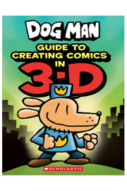 Scholastic Dog Man: Guide To Creating Comics In 3-D - Product Mini Image