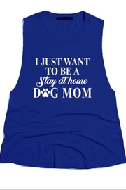 Rock Rose Couture Dog Mom Tank - Product Mini Image