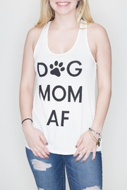 Bear Dance Dog Mom Tank - Product Mini Image