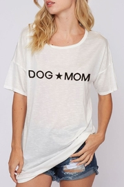 Wild Lilies Jewelry  Dog Mom Tee - Front cropped