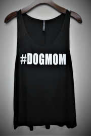 Imagine That Dog Mom Top - Product Mini Image