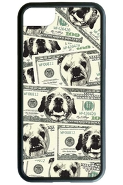 Wildflower Cases Dog Money iPhone 6+/7+/8+ Case - Front cropped