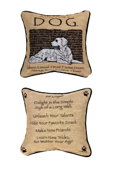 MWW DOG PILLOW ADVICE - Product List Image