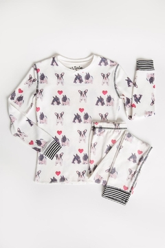 Shoptiques Product: Dog Pj Set