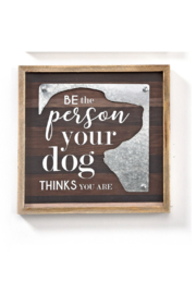 Giftcraft Inc.  Dog Signs - Product Mini Image