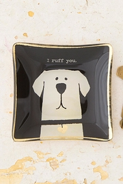 Natural Life Dog Trinket Dish - Product Mini Image