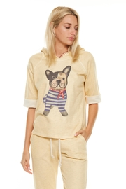 Inoah Doggie Hooded Top - Product Mini Image