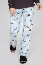 PJ Salvage Doggone Tired Flannel - Front cropped