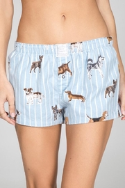 PJ Salvage Doggone Tired Short - Front cropped