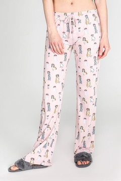 Shoptiques Product: Dogs Pajama Pants
