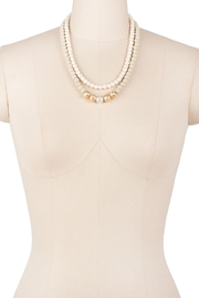 Saachi Dohara Beaded Necklace - Front full body
