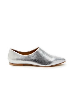 Coconuts by Matisse Dolce Flats Silver - Alternate List Image
