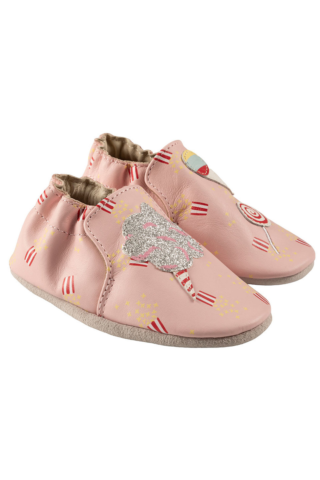 Robeez Dolce Soft Soles Baby Shoes - Main Image