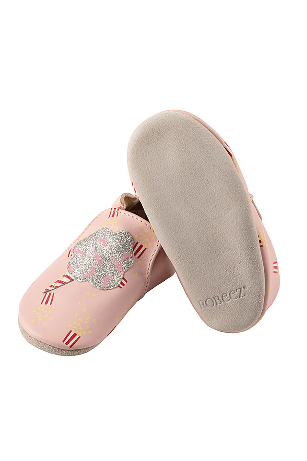 Robeez Dolce Soft Soles Baby Shoes - Side Cropped Image