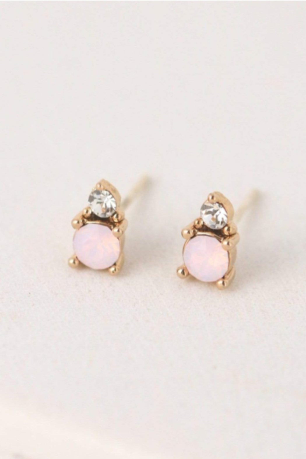 Lovers Tempo  Dolce Studs - Front Cropped Image