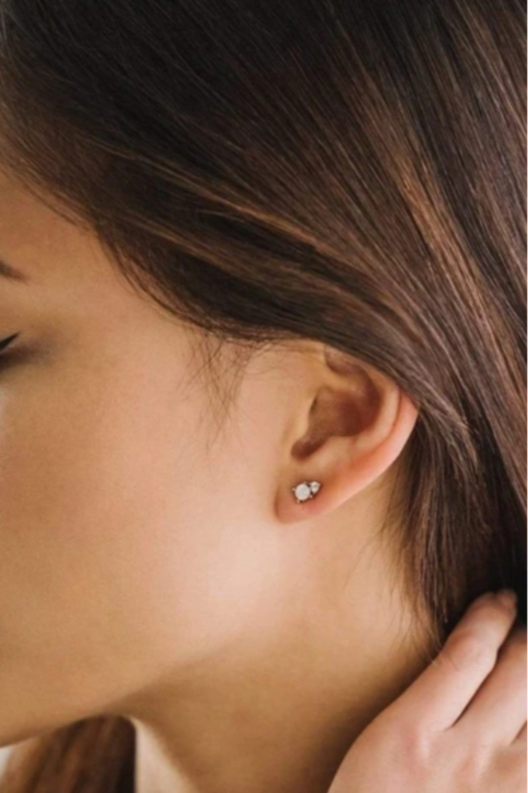 Lovers Tempo  Dolce Studs - Front Full Image