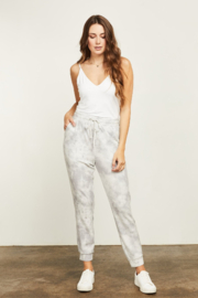 Gentle Fawn Dolce Tie Dye Jogger - Product Mini Image