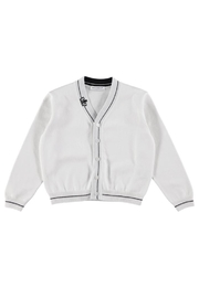Dolce & Gabbana Crown Collar Cardigan - Product Mini Image