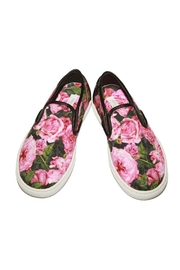 Dolce & Gabbana Rose Print Shoes - Product Mini Image