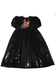Dolce & Gabbana Sequin Rose Dress - Product Mini Image