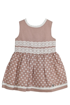 Shoptiques Product: Chocolate Polkadots Dress