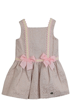 Dolce Petit Chocolate & Strawberry Dress - Alternate List Image