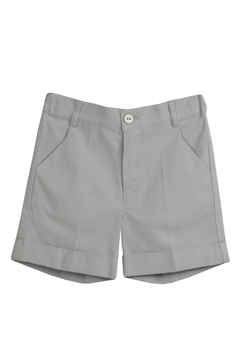 Dolce Petit Gray Shorts - Product List Image