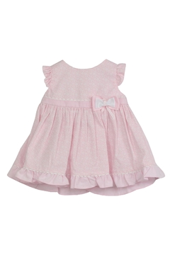 Dolce Petit Pink Flower Dress - Product List Image